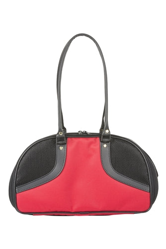 Red & Black Roxy Bag
