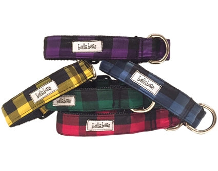 Lumberjack Chic Collar Collection