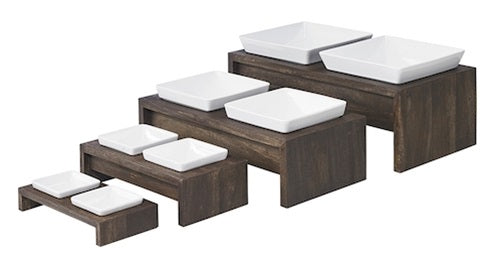 Walnut Artisan Double Diner