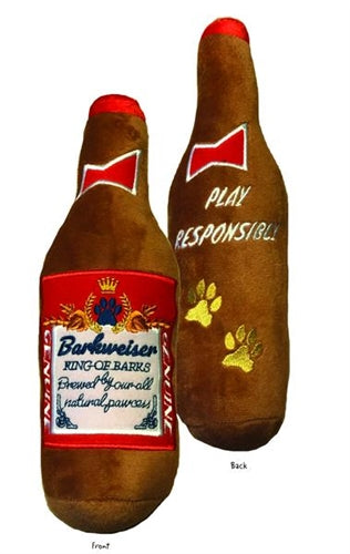 Barkweiser Beer Bottle