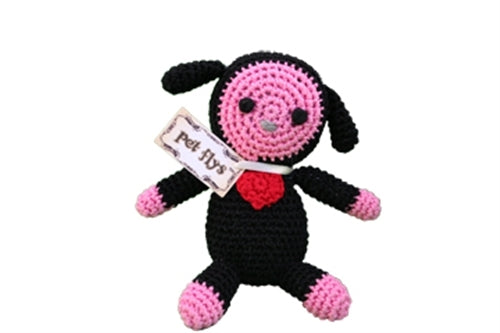 BaaBaa Black Sheep Knit Toy