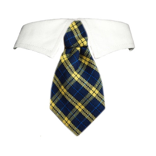 Harry Plaid Tie