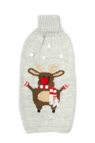 Dancing Moose Alpaca Sweater
