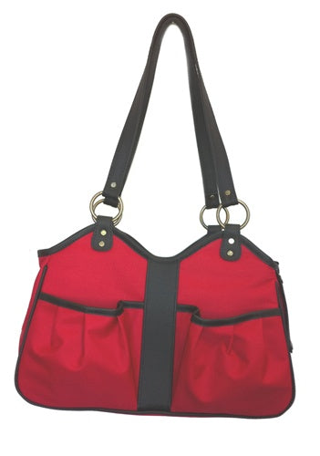 Petote Metro Bag - Red