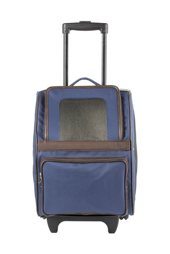 Petote Traveler Bag: Rio - Navy