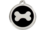 Stainless Steel Classic Bone ID Tags