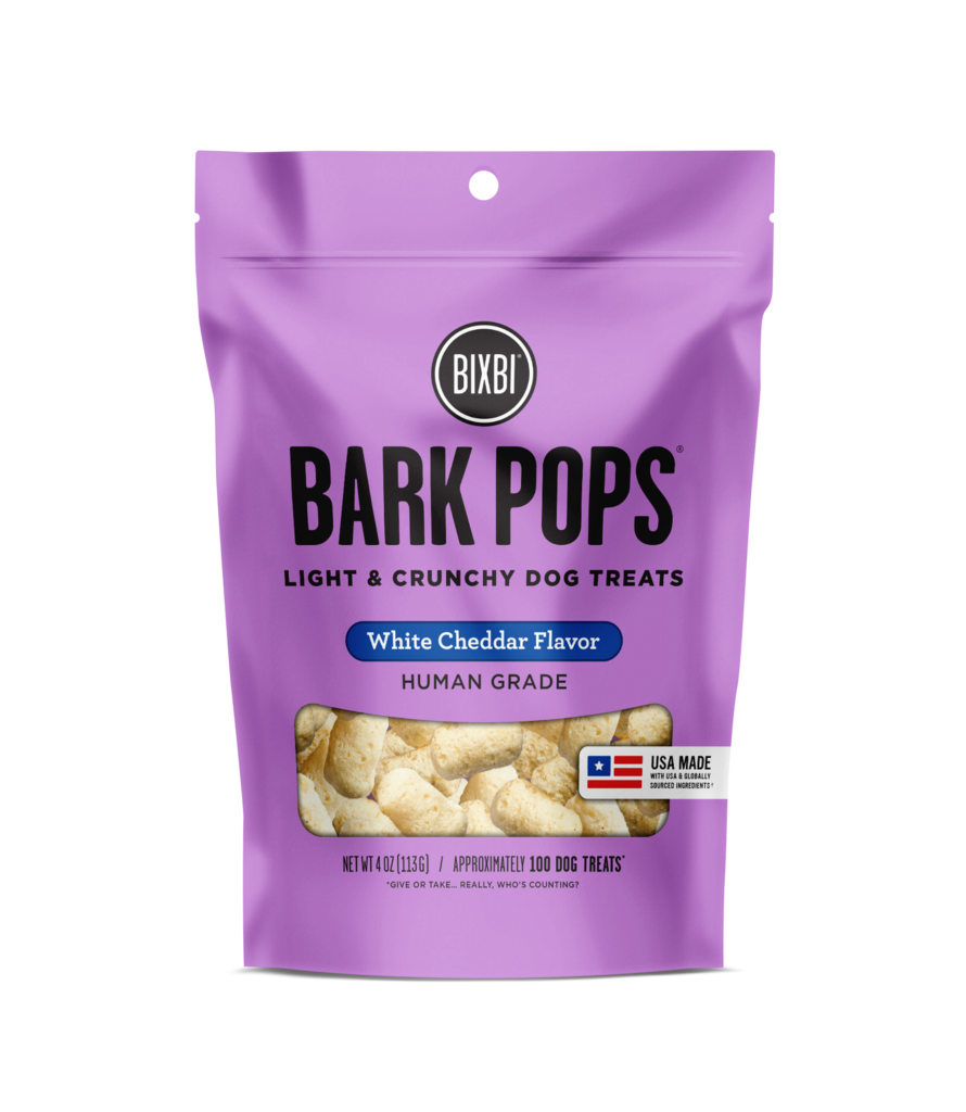Bixbi Bark Pops - White Cheddar