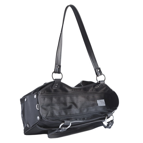Petote Metro Bag Classic Collection- Black Sable