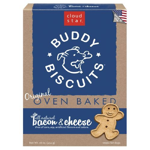 Bacon & Cheese Original Buddy Biscuits