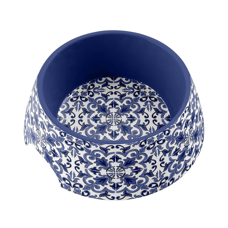 Canyon Clay Melamine Dog Bowl Collection