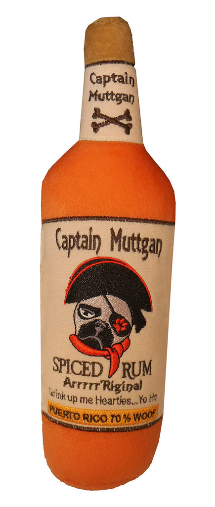 Captain Muttgan Toy