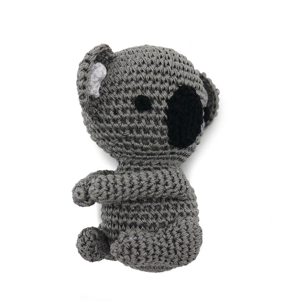 Koala Knit Squeaker Toy