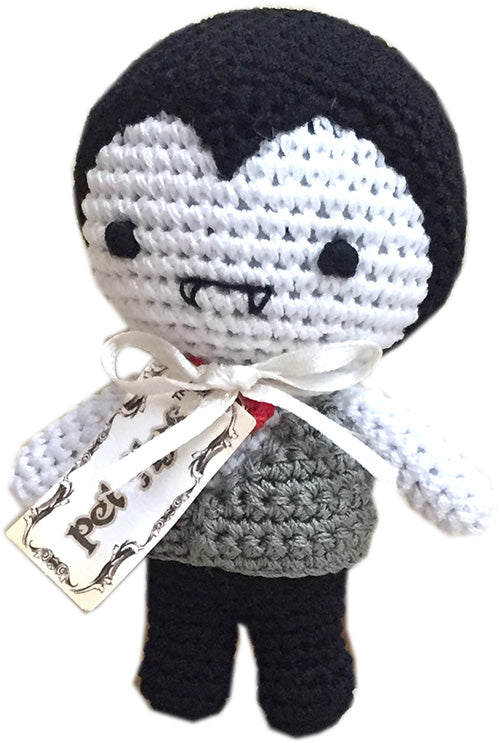 Dracula Knit Toy