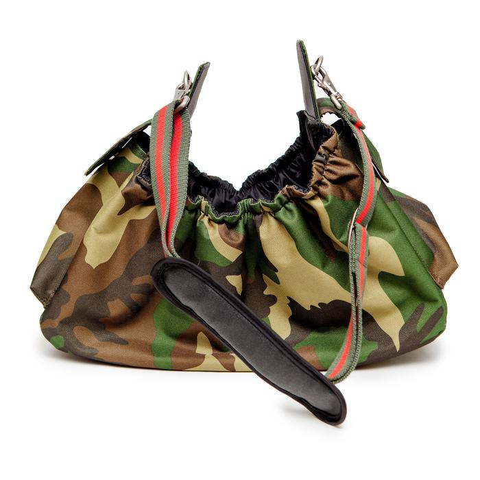 Petote Gigi Sling - Camo with Stripe