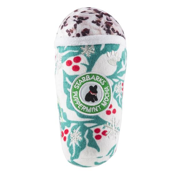 Starbarks Puppermint Mocha - Holly Print Cup