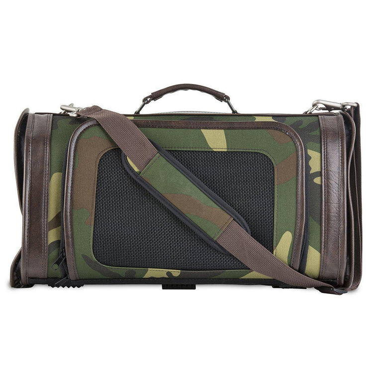 Petote Kelle Bag - Camo with Stripe