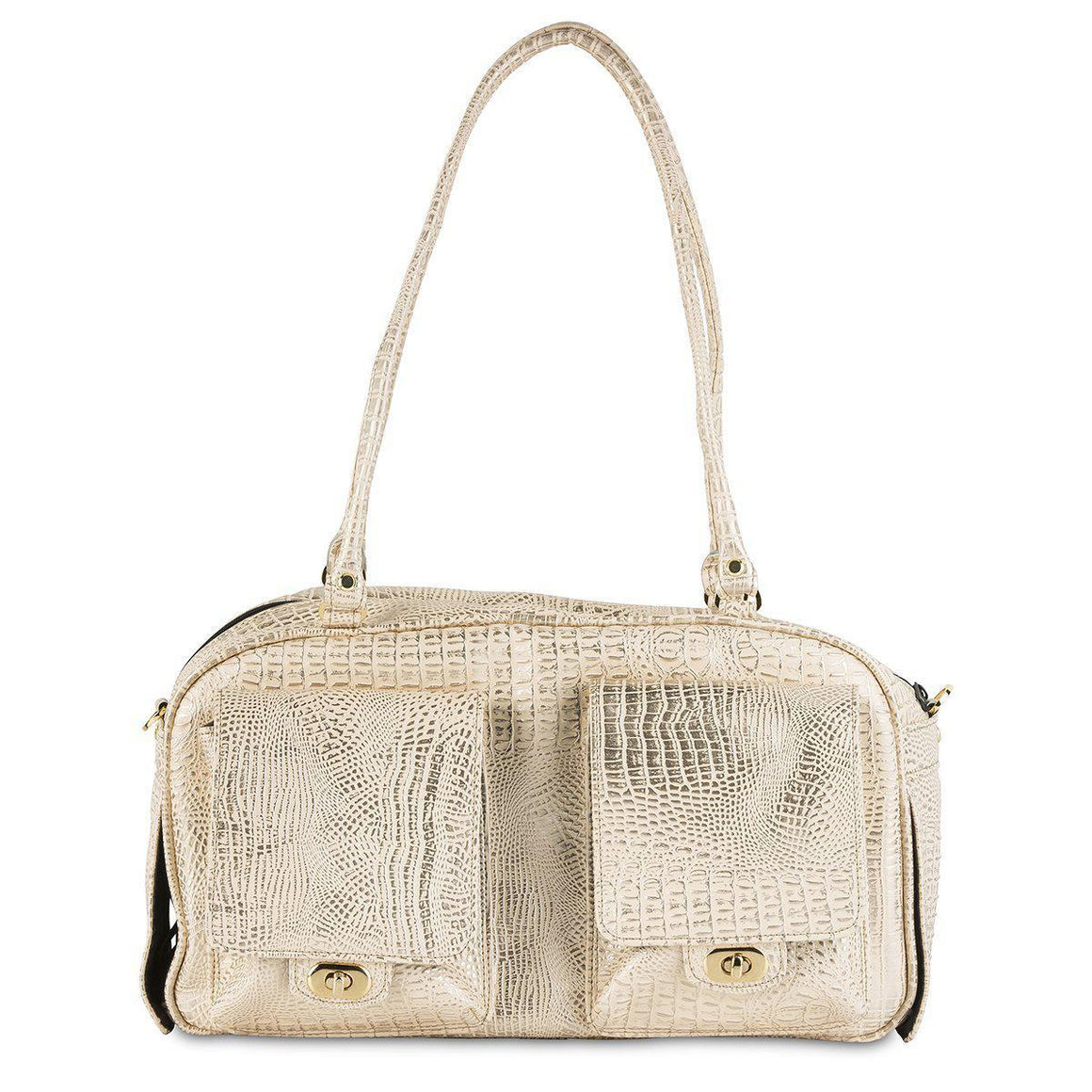 Petote Marlee Bag - Gold Croco