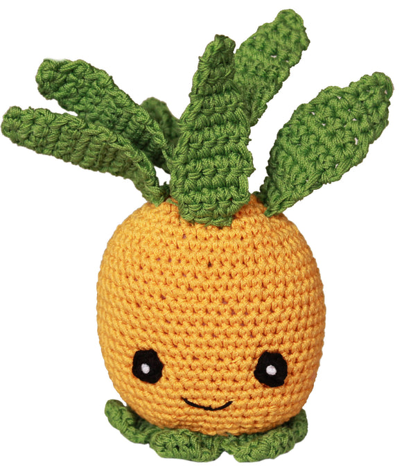 Paulie the Pineapple Knit Toy