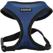 Puppia Royal Blue Soft Harness
