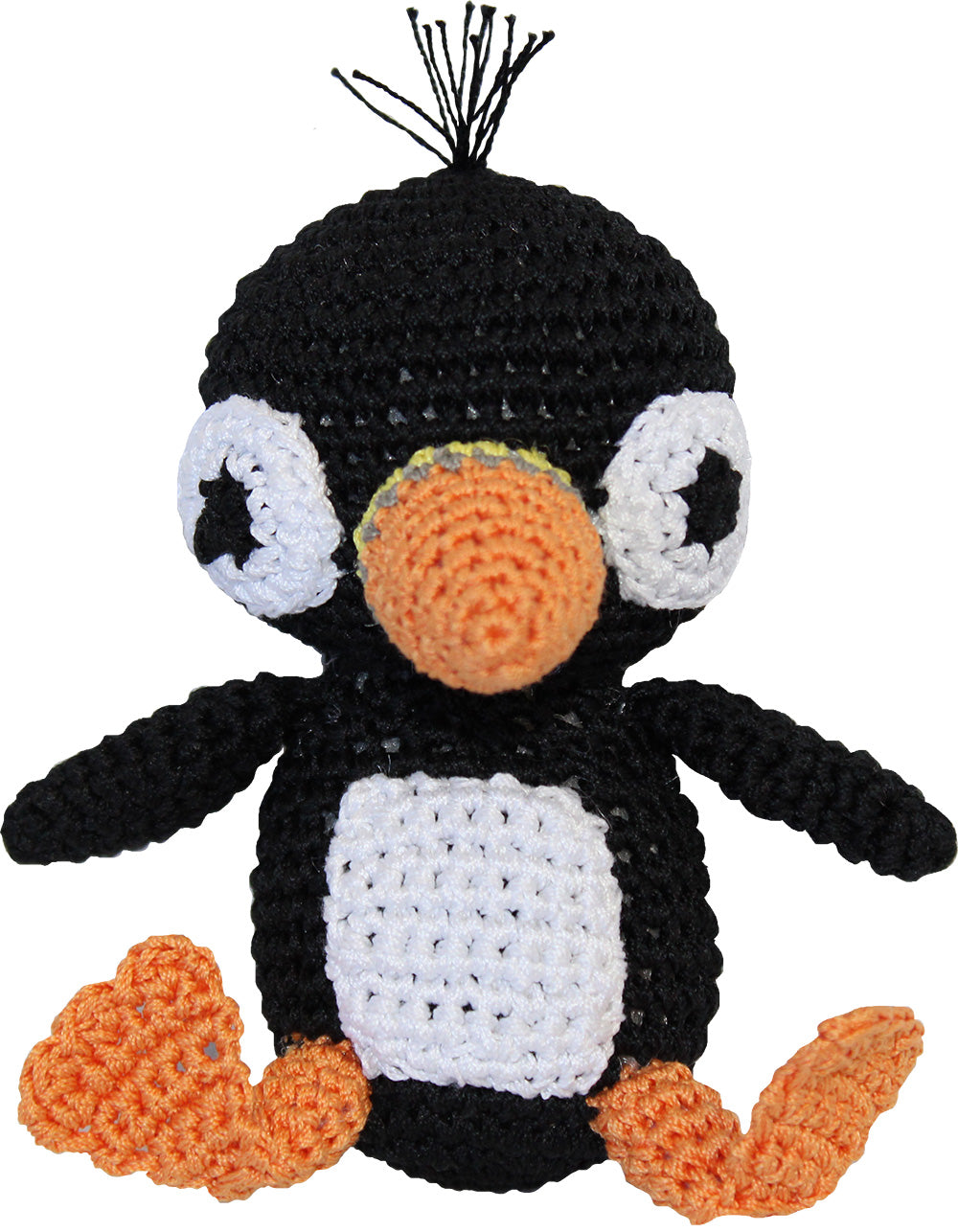 Puffin Knit Toy