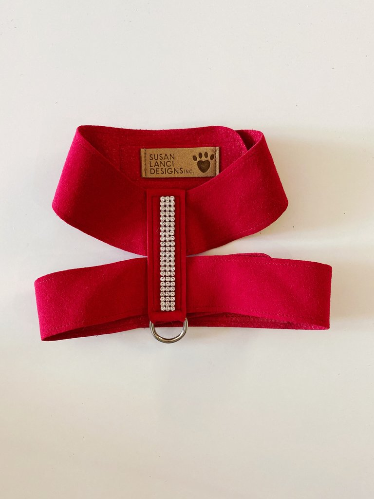 Giltmore Tinkie Harness - Red