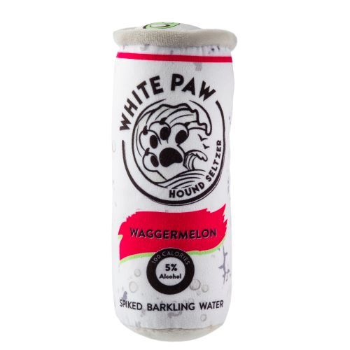 White Paw Waggermelon Seltzer Toy