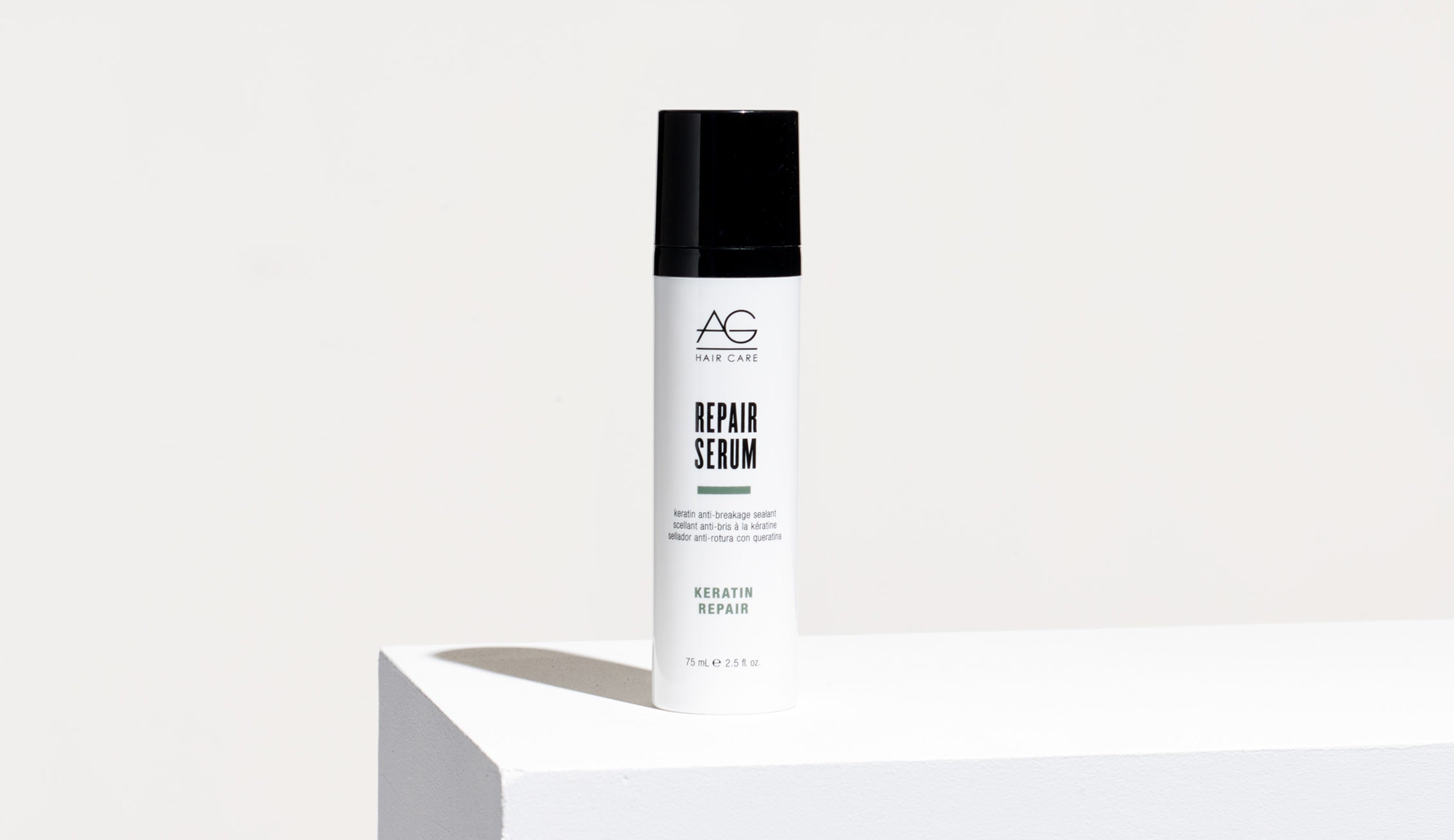 AG Hair Keratin Repair Serum for Damaged Hair