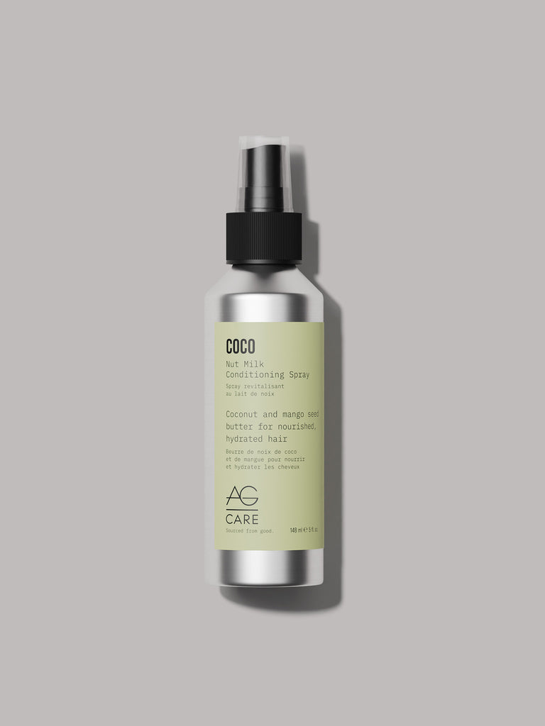 Coco nut milk conditioning spray