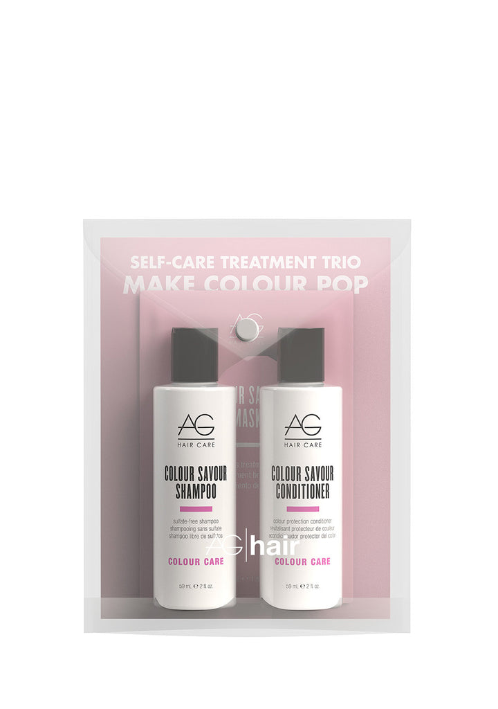 COLOUR SAVOUR treatment trio
