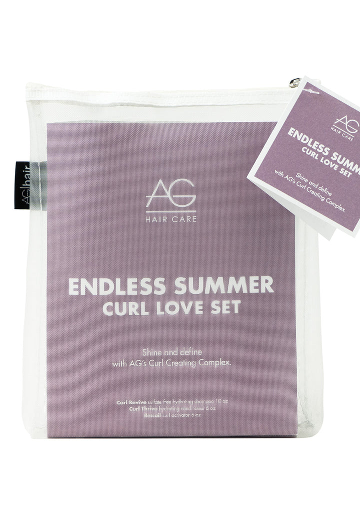 SUMMER  CURL LOVE SET