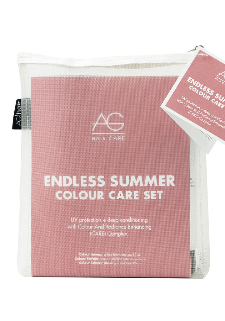 SUMMER  COLOUR CARE SET