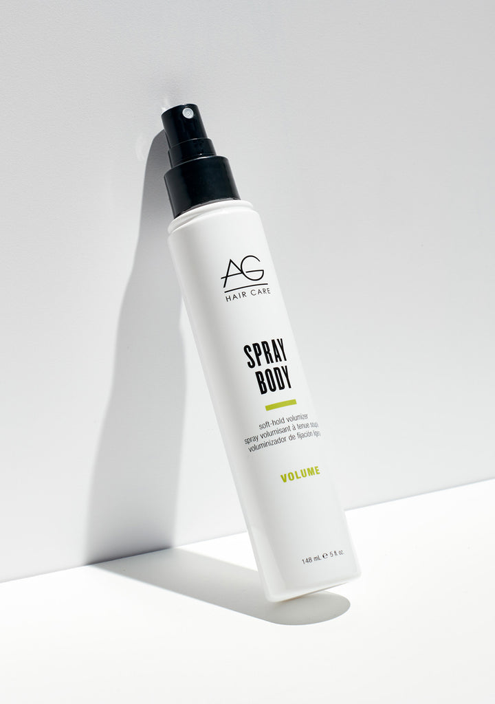 SPRAY BODY soft-hold volumizer