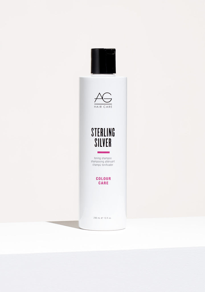 Sterling Silver toning shampoo