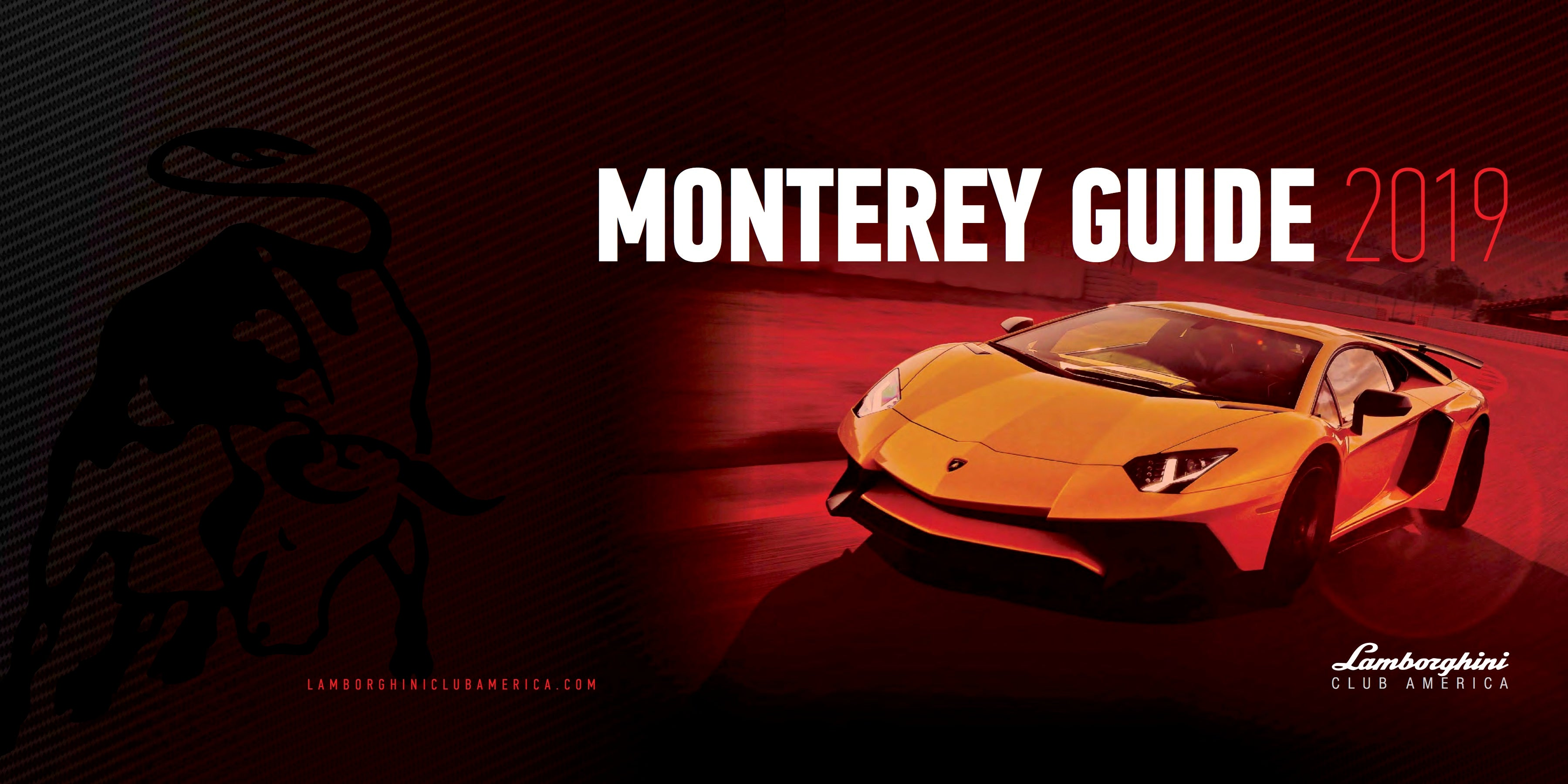 Guide to Monterey Weekend
