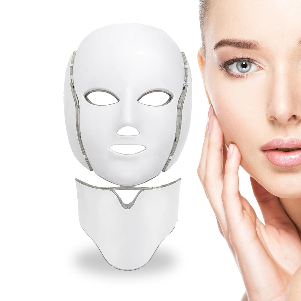 led face mask, light therapy mask, led light therapy machine, anti aging