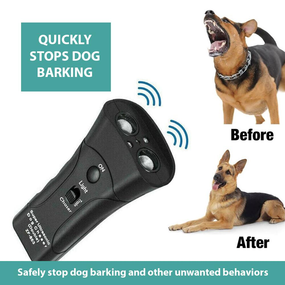 stop dog barking
