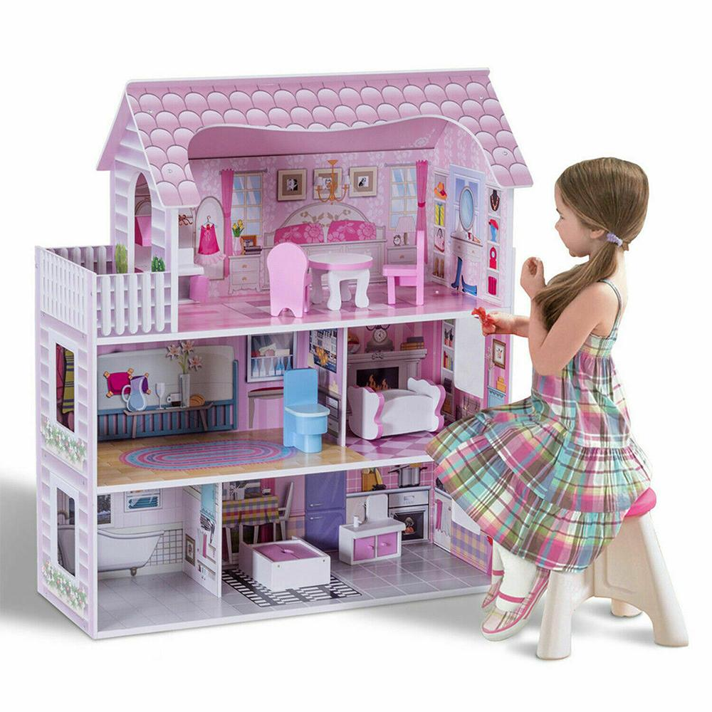 doll house, barbie doll house, toy doll house