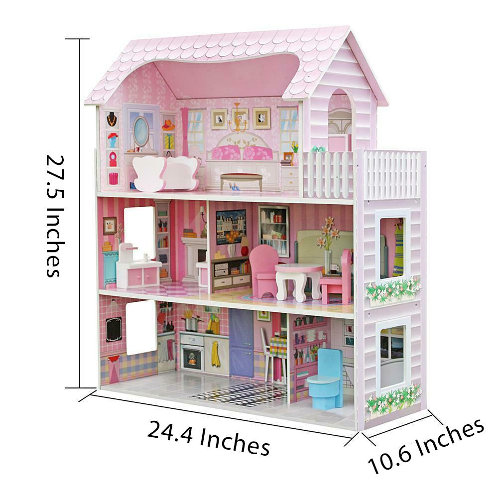 barbie doll house, doll house