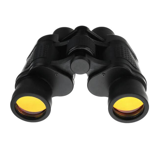 60 x 60 Binoculars - Low Light Enhancement for Improved Vision at Night