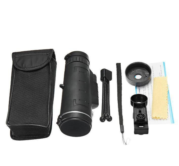 Camera Lens - Telephoto Zoom Lens For iPhone and Samsung - Wide Angle Fisheye Cellphone Camera Lens