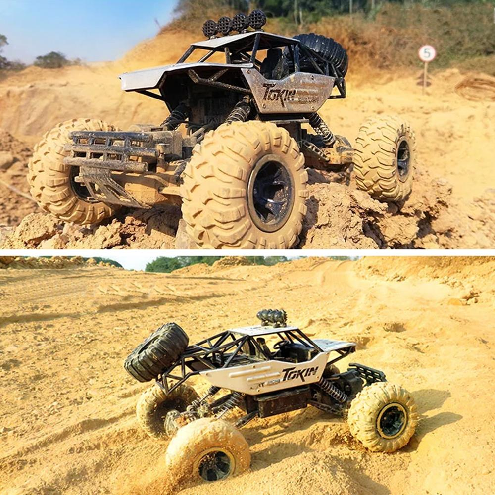 Remote Control Monster Truck 4x4