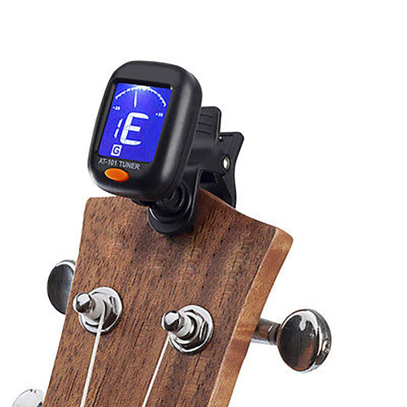 Electronic Guitar Tuner - Best Clip On Guitar Tuner with Easy Operation