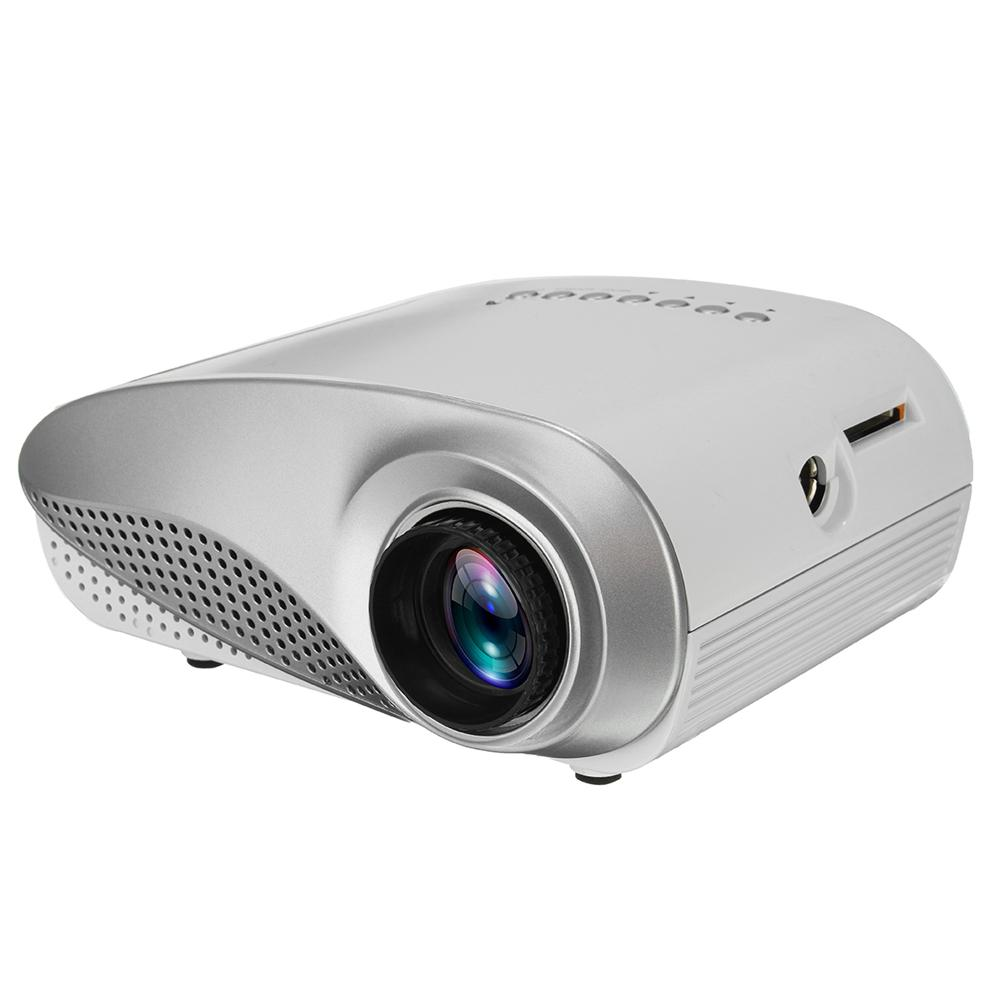 Mini Projector - Small Pocket 1080p Projector - Best LED Portable Projector