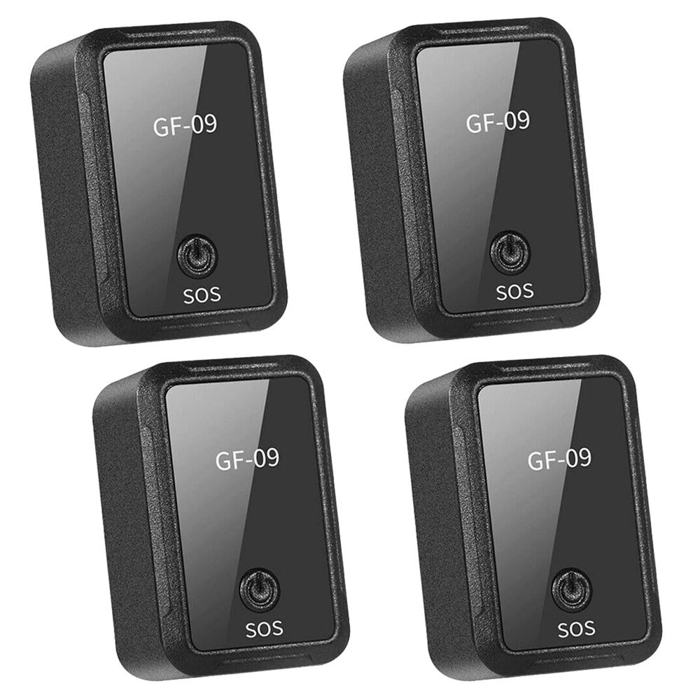 4 x Mini GPS Tracker