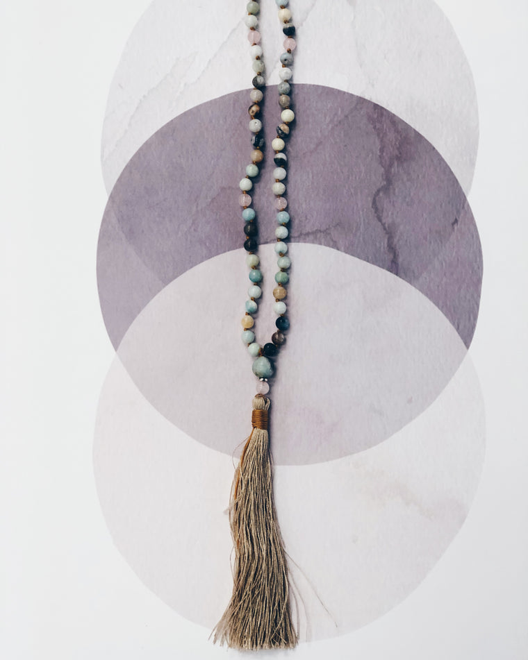 Nourishment and Comfort Mala