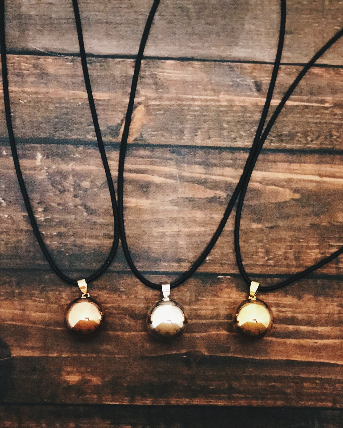 Bola Necklace