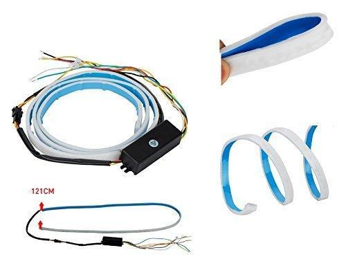 Dynamic Car LED Trunk Strip
