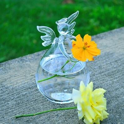 Guardian Angel Flower Vase