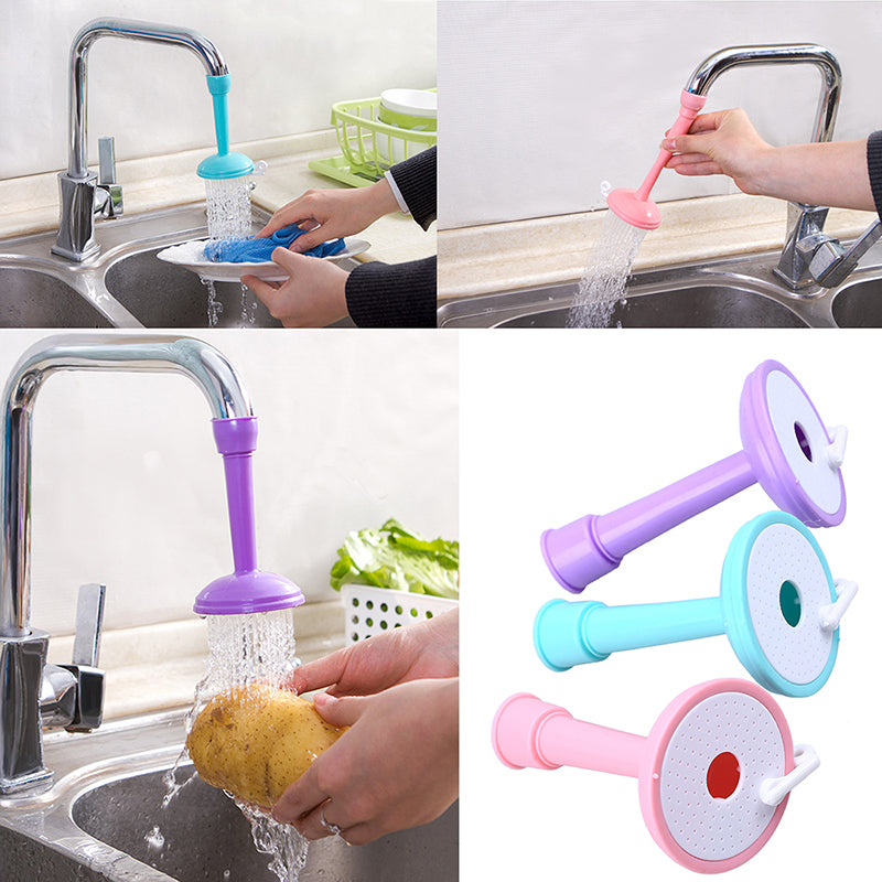 """Shower Tap"" Adjustable Faucet Extension"