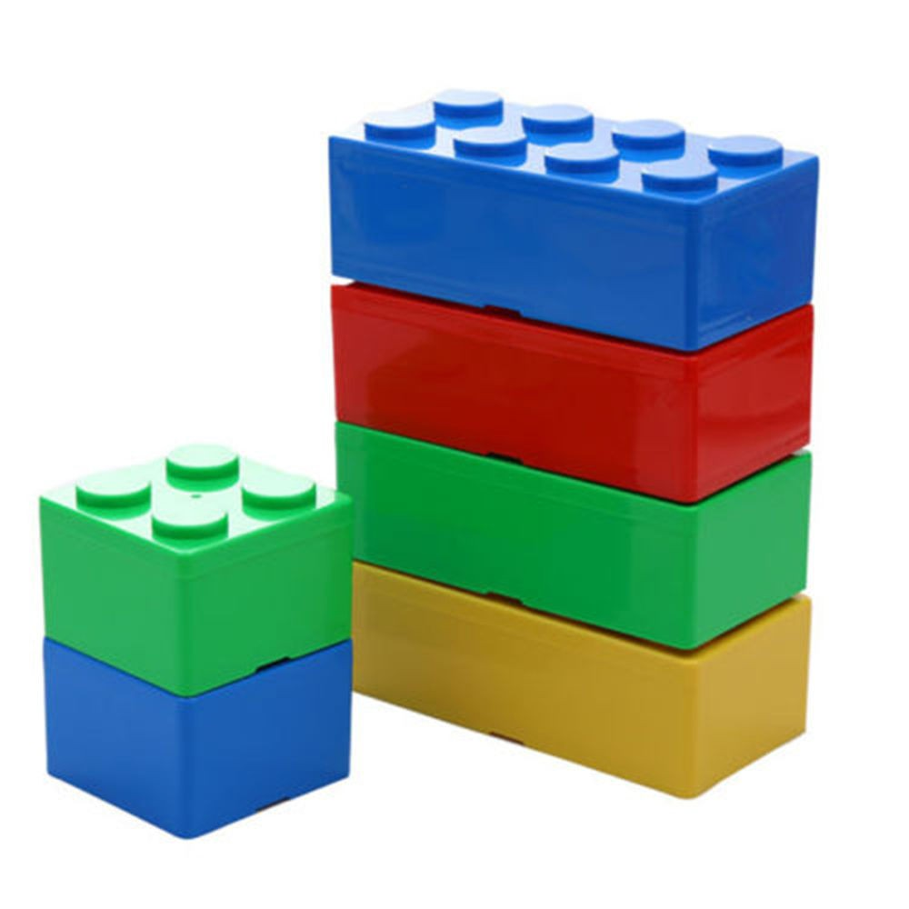 """Block Box"" Stacking Storage Box"